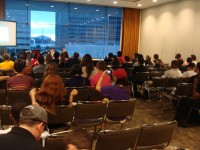 Creating Your Comic/Manga from Concept to Publication Panel at Baltimore Comic-Con 2012.