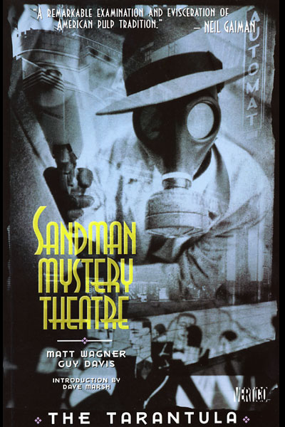 Sandman Mystery Theatre - Midtown Comics Book Club @ Midtown Comics Downtown | New York | New York | United States