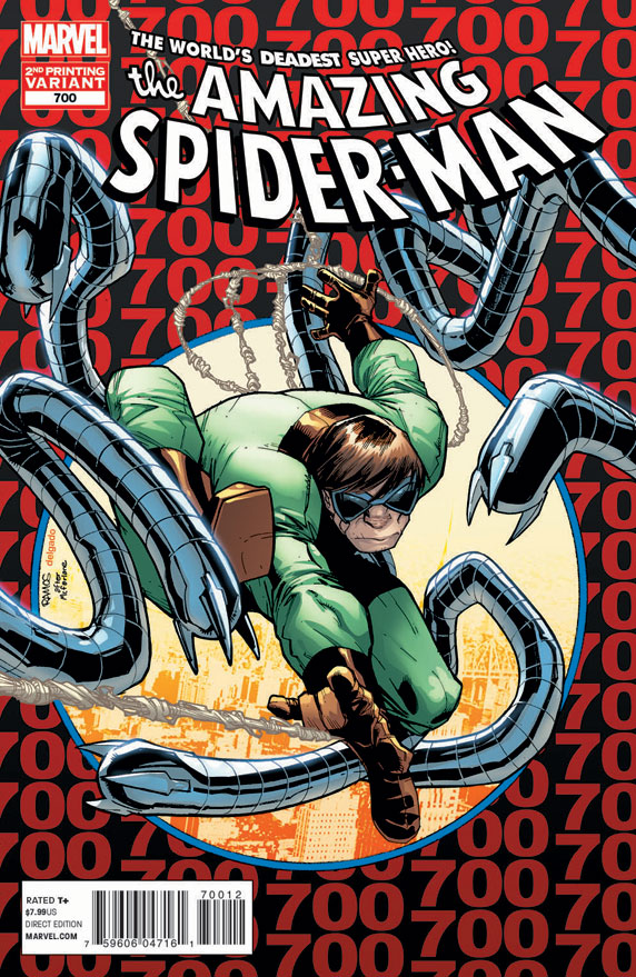 Dan Slott: Back By Popular Demand Signing Amazing Spider-Man #700 2nd Printing AND Superior Spider-Man #1 2nd Printing @ Midtown Comics Downtown | New York | New York | United States