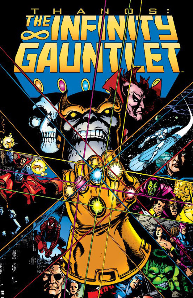 Infinity Gauntlet - Midtown Comics Book Club @ Midtown Comics Downtown | New York | New York | United States