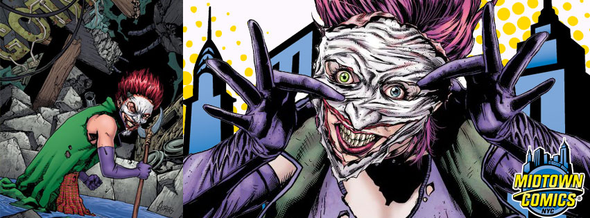 Joker's Daughter #1 signing with writer Marguerite Bennett @ Midtown Comics Downtown | New York | New York | United States