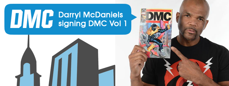Darryl McDaniels Signing DMC Vol 1 @ Midtown Comics Downtown | New York | New York | United States