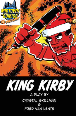 King Kirby podcast