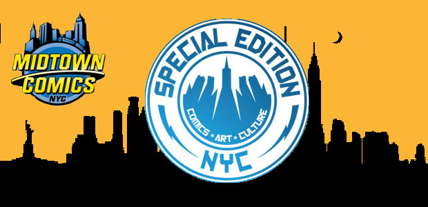 Midtown Comics Special Edition: NYC 2015