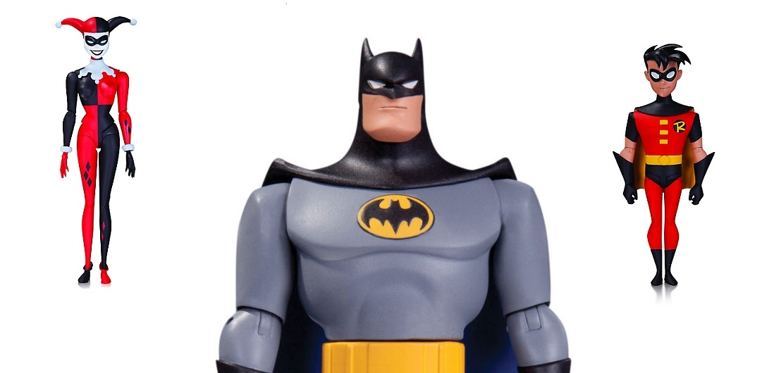 Batman TAS Action Figures