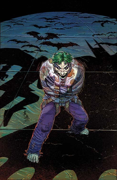 THE DARK KNIGHT RETURNS THE LAST CRUSADE #1