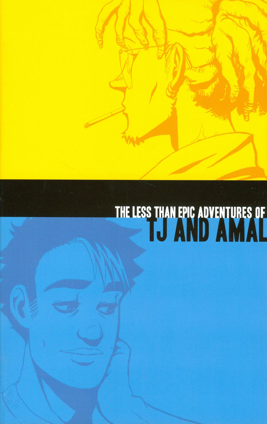 Less Than Epic Adventures Of TJ And Amal Vol 1 GN