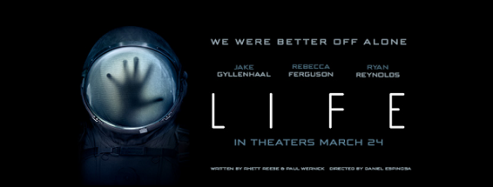 Life Movie Poster