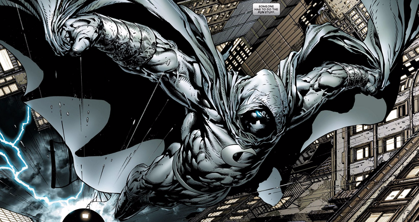 Written by Charlie Huston; artwork by David Finch, Danny Miki, and Frank D'Armata
