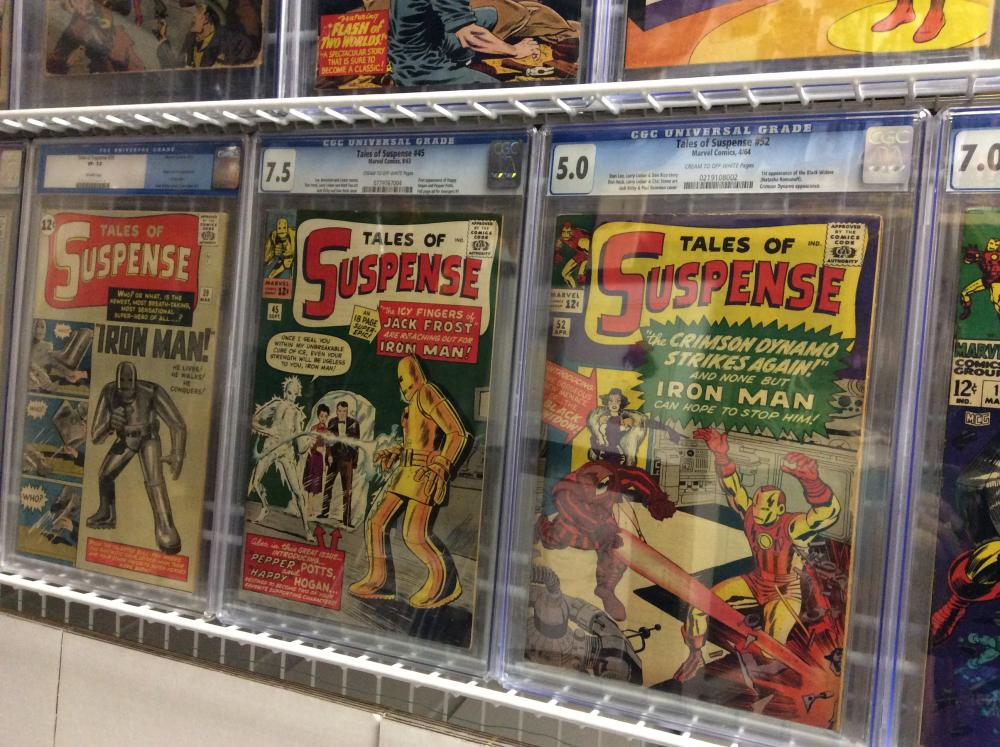 CGC Midtown Comics