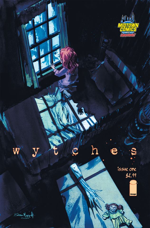 Wytches Comic