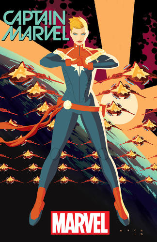 Captain Marvel Volume 9 Midtown Comics