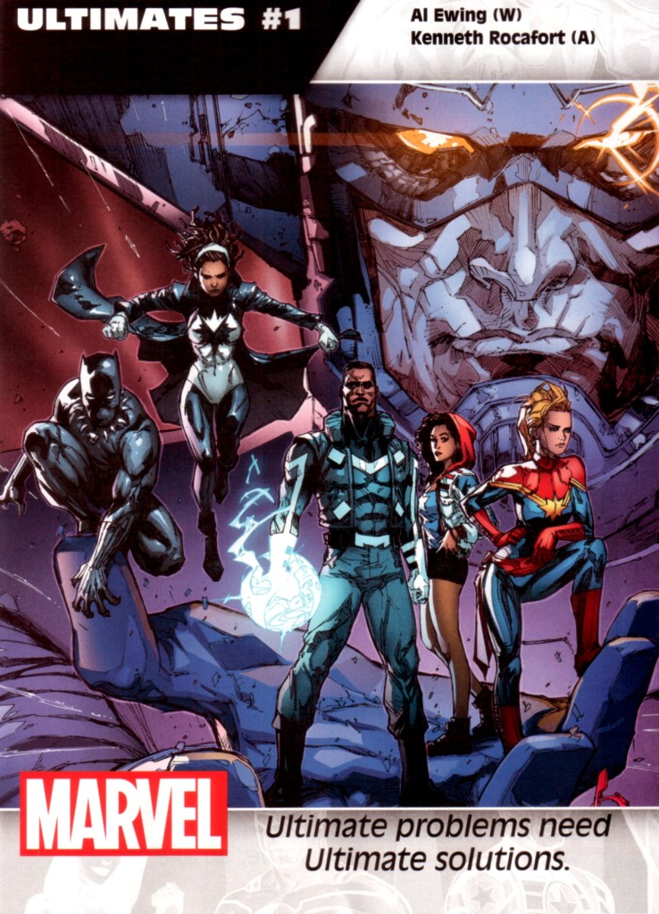 Ultimates Volume 4 Midtown Comics