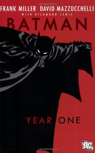 Batman Year One Comic