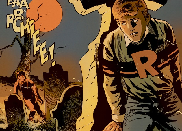 Afterlife With Archie Comic