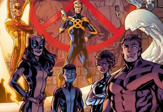 All-New X-Men Marvel Comics
