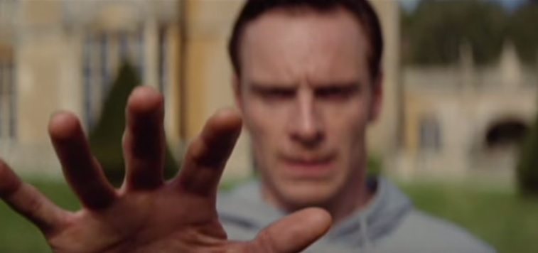 X-Men First Class Magneto Michael Fassbender