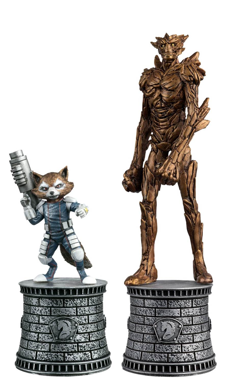 Rocket Raccoon Groot