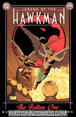 Legend of the Hawkman