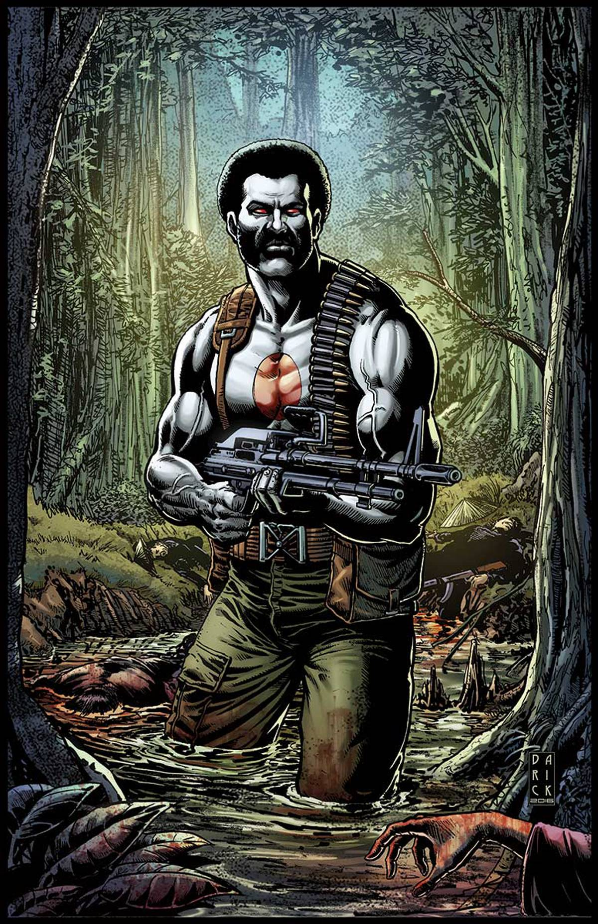 Midtown Comics Bloodshot Reborn 15