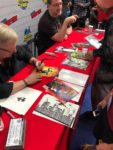 Mark Bagley Joe Jusko signing