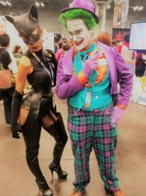 Catwoman Joker Anime NYC