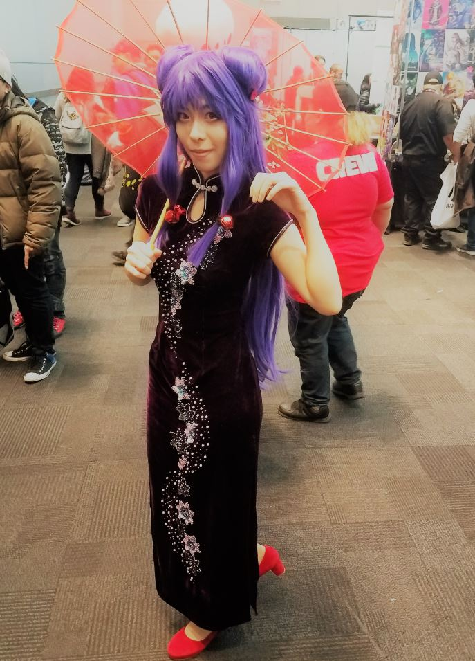 AnimeNYC cosplay 2018